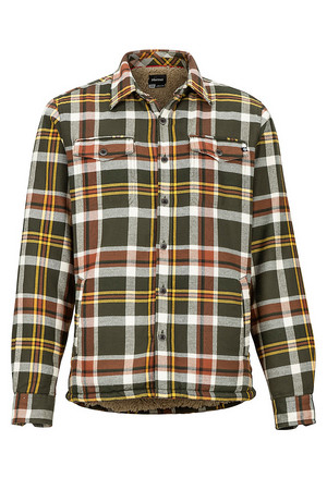 Ridgefield Heavyweight Flannel Long-Sleeve Shirt 44300